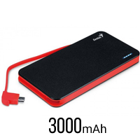 Genius ECO-U306 3000mAh Powerbank