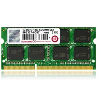 4 Go DDR3 - 1333 MHz ,SO-DIMM  - CL9